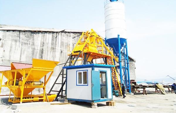 峰能电力项目HZS25